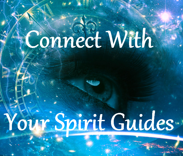 connect with your spirit guides