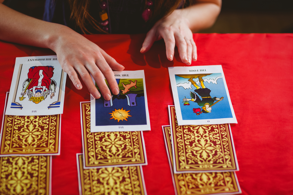 Professional Tarot Readings