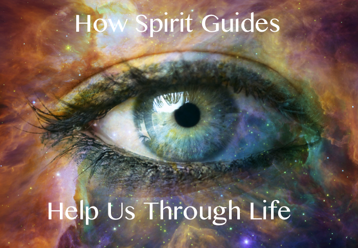 how spirit guides help us through life