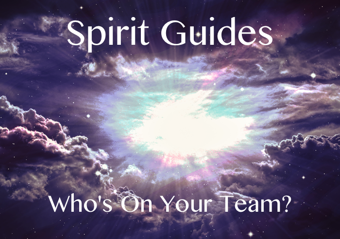 spirit guides - who is on your team