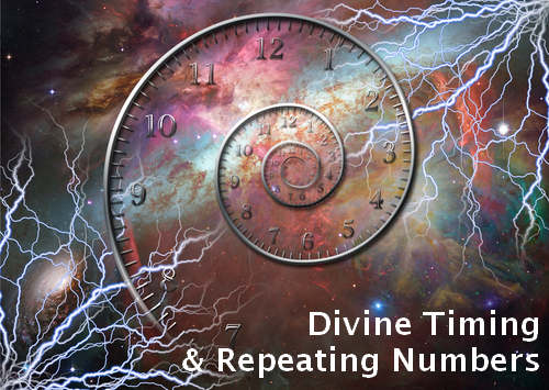 Divine Timing and Repeating Numbers