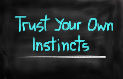 Trust Your Own Instincts - Connecting with your spirit guides
