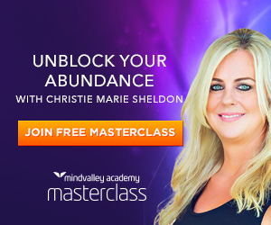 Christie Marie Sheldon Unblock Your Abundance